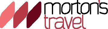 morton's travel logo olcsó repülőjegyek és csoportos utak