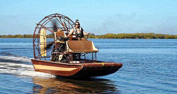 everglades nemzeti park airboat aligátorfarm utazás fakultatív program