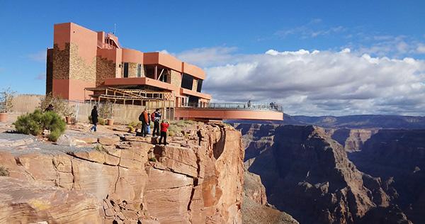grand canyon utazás skywalk olcsón las vegas csoporttal repülőjegy
