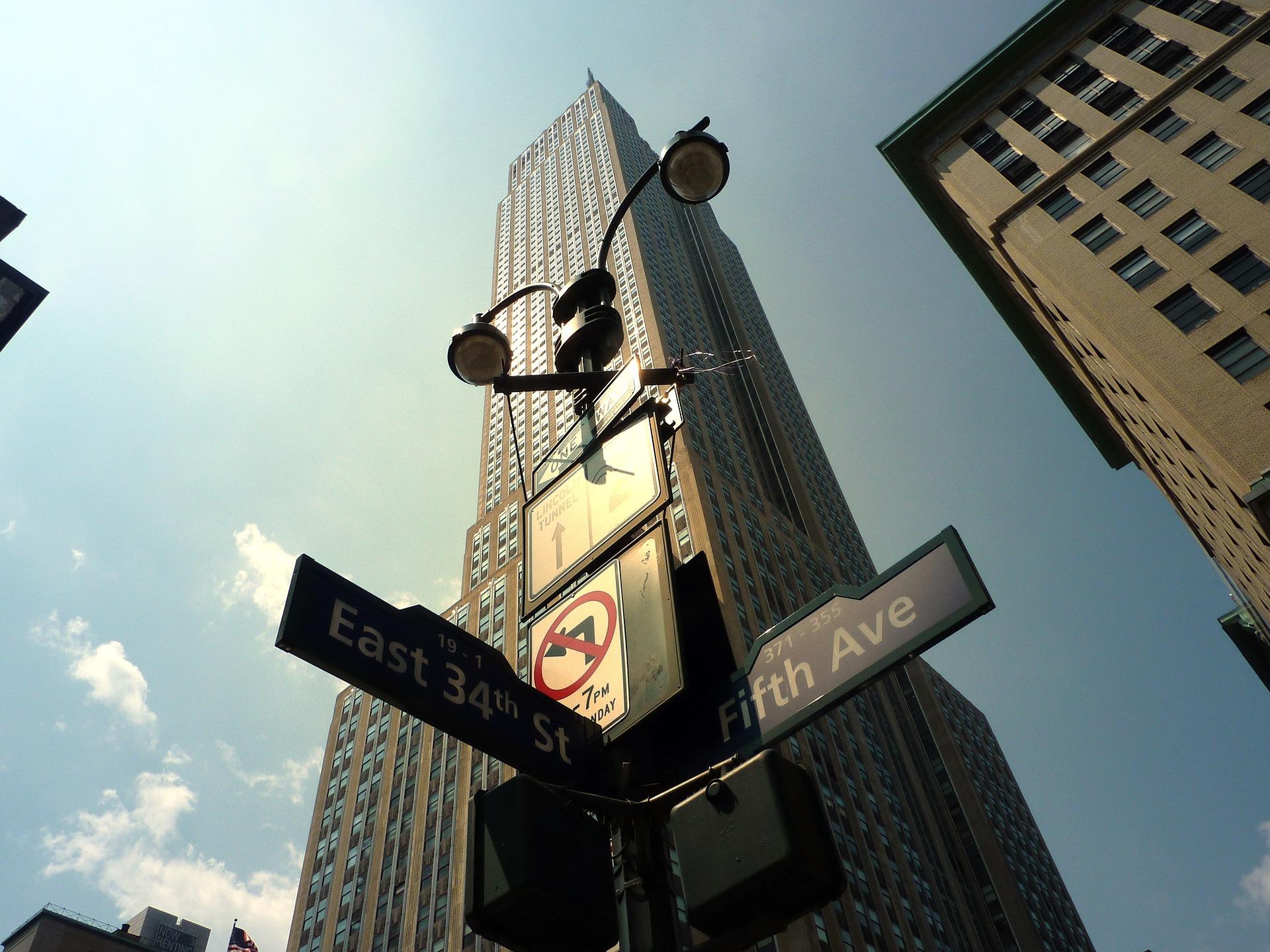 New York városnézés