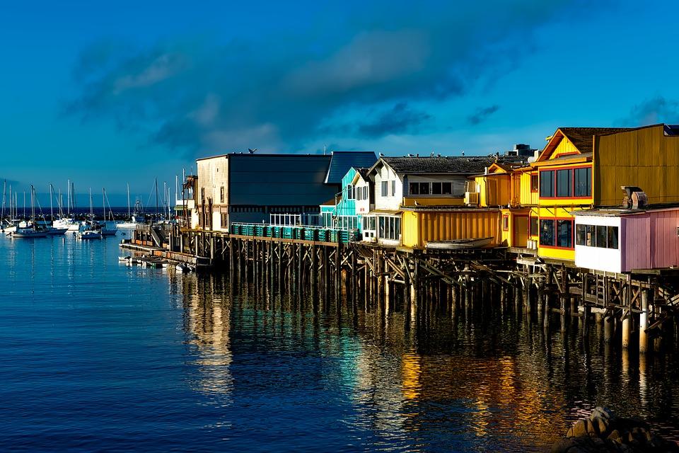 Monterey és Carmel