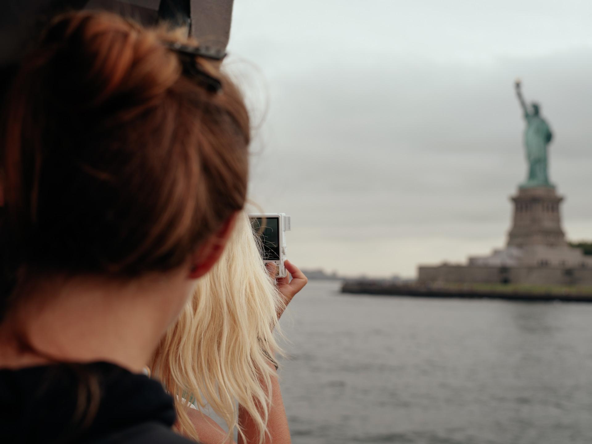 New York városnéző hajó